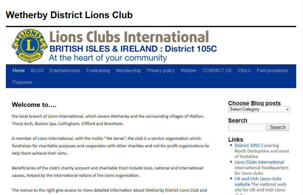 Wetherby Lions