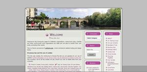 Local organisations website